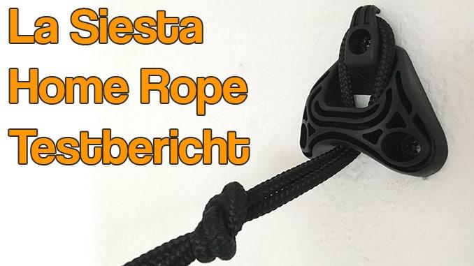 La Siesta Home Rope Testbericht