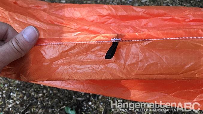 hamaka Ösen für Under Quilt
