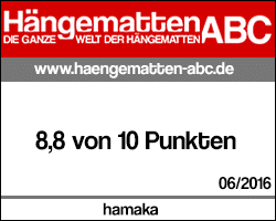 hamaka Testsiegel