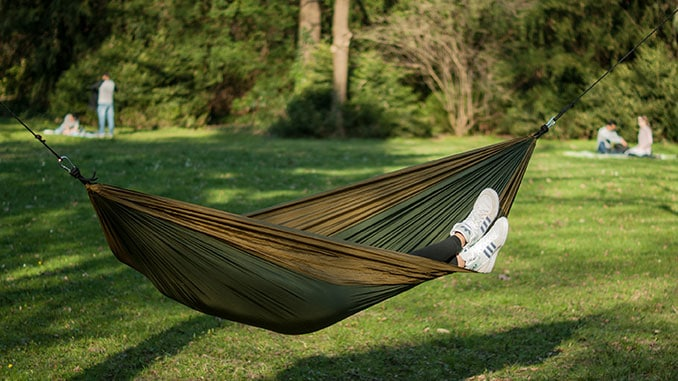 HAWK Campinghängematte