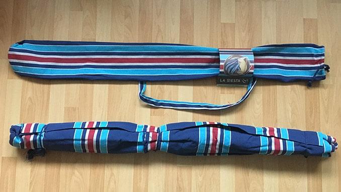 Lounger urrambera Lieferumfang: Tasche und Hängesessel