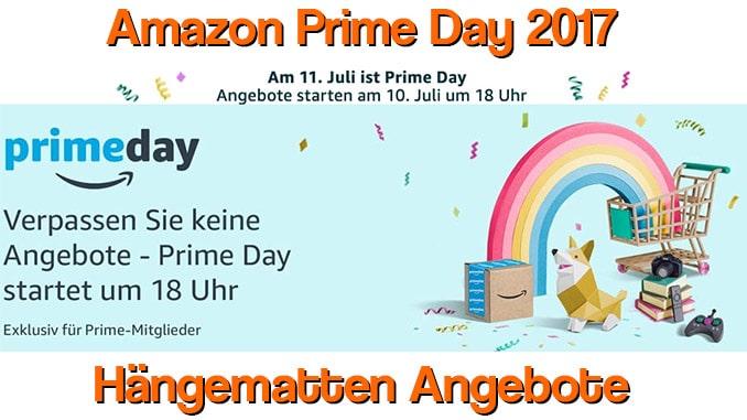 Prime Day 2017 Hängematten Angebote
