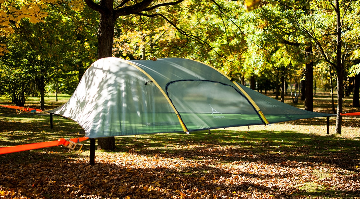 Tentsile Stingray ohne Rainfly Cover