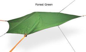 Tentsile Baumzelt Una mit Regeschutz